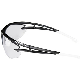 Alpina Eye-5 HR VL+ Sykkelbriller Svart